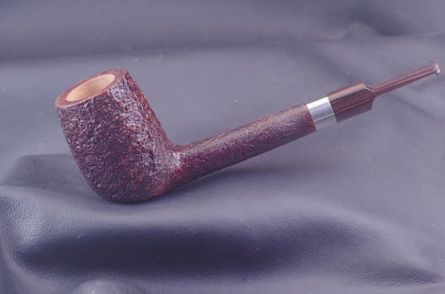 Pipe Pierre Morel Lovat A cumberland silver
