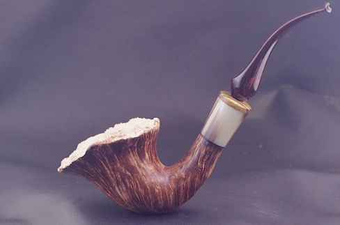 Pipe Pierre Morel Darl Flower A Flame Grain cumberland